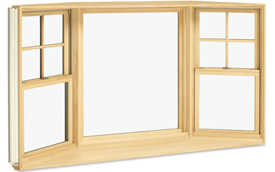 Integrity From Marvin Fiberglass Bay And Bow Windows